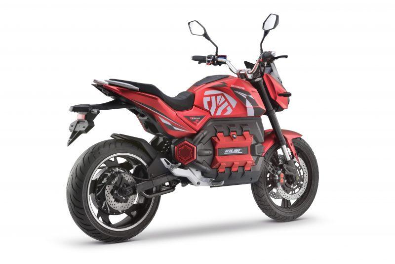 Wast-Odina Motorrad, Elektromotorrad,