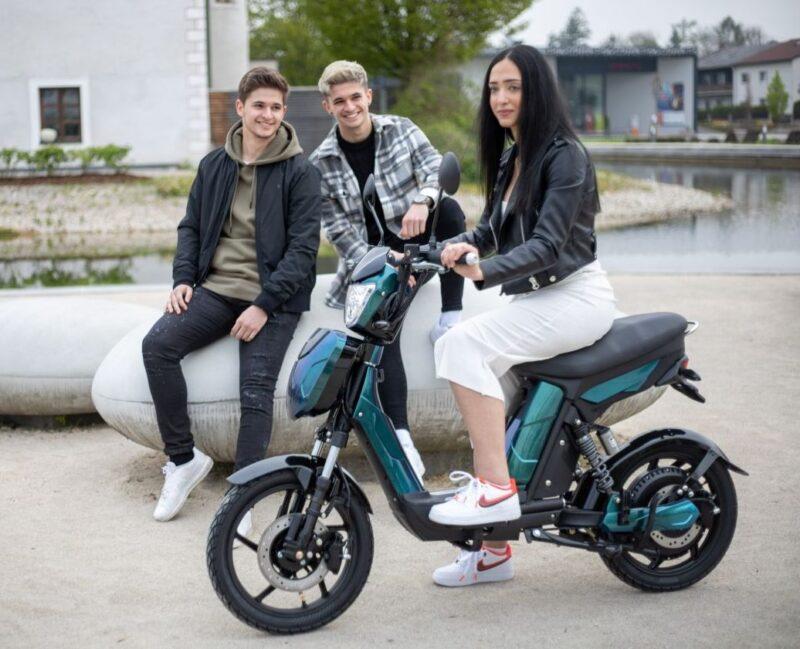 Wastbike Maxi S3